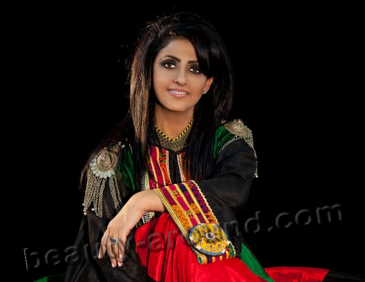Mehrangez Most beautiful afghan woman pictures
