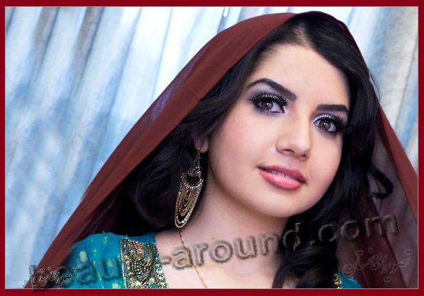 .Anne Marie Khan Afghan Girls Are So Beautiful