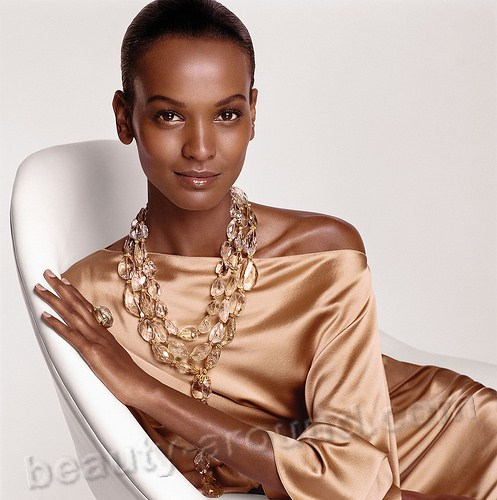 Top 10 Beautiful Black Models Photo Gallery