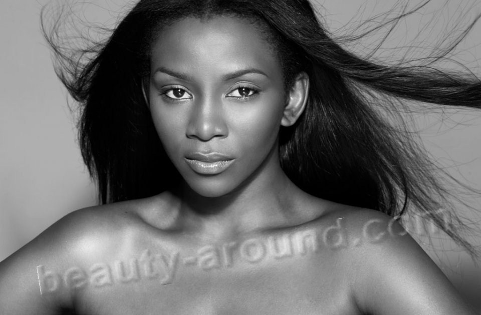 Genevieve Nnaji beautiful african black models