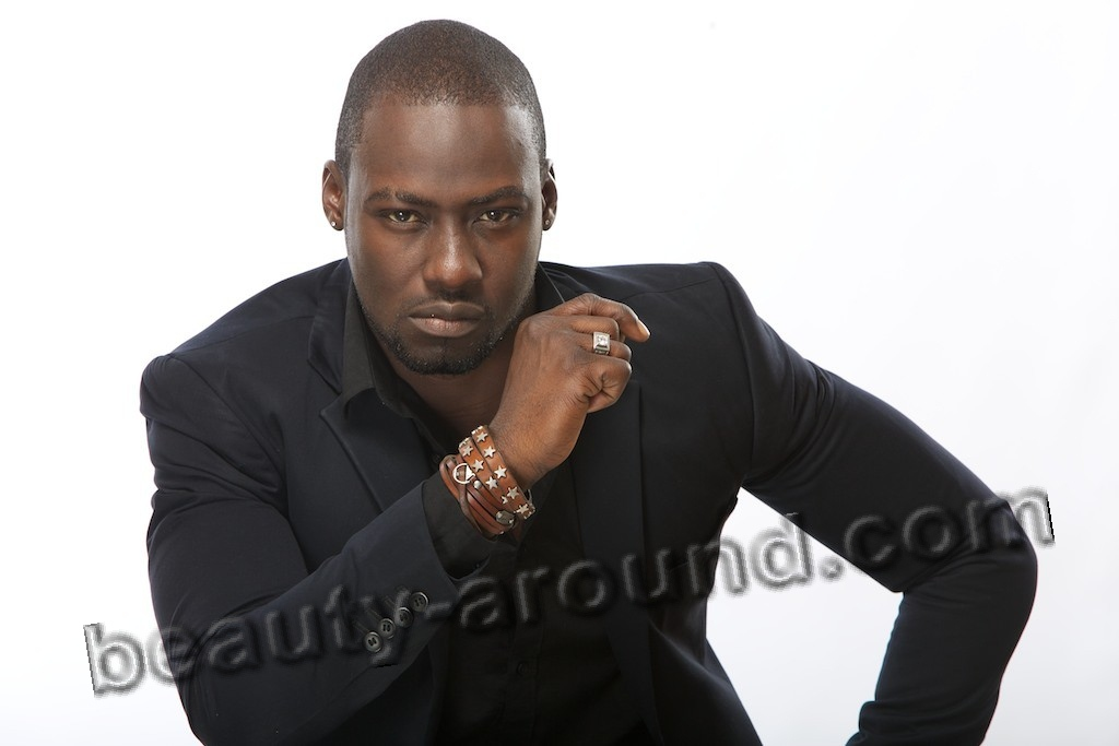 Chris Attoh handsome African man photo