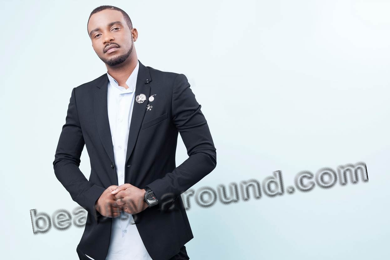 Fally Ipupa Handsome African Man photo