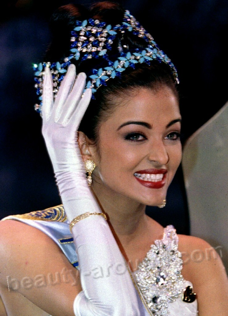 Aishwarya Rai Miss World 1997 photos