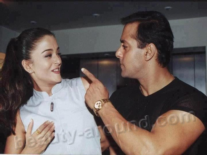 Aishwarya Rai and Salman Khan photos