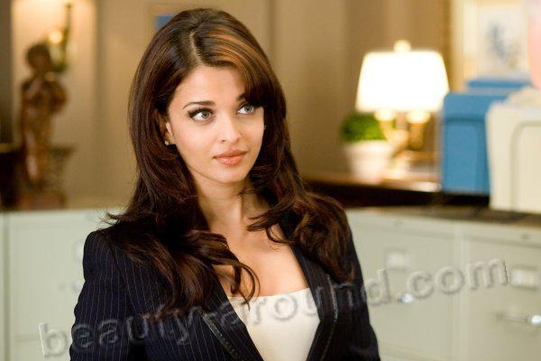 Aishwarya Rai in the film The Pink Panther