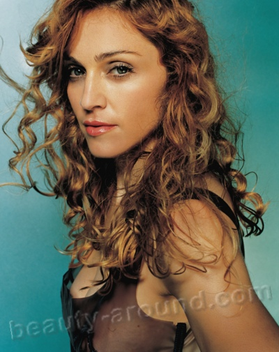 Madonna American sex simbol singer photo