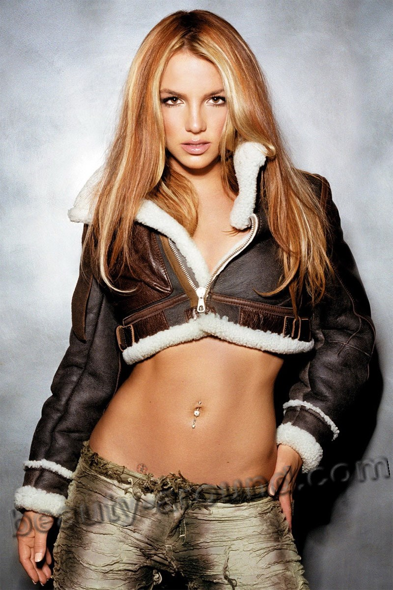 Britney Spears most beautiful female singer photo