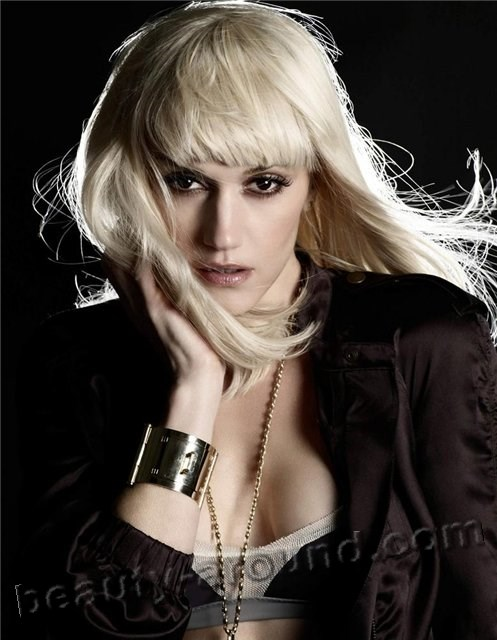 Gwen Stefani American top hot singer photo