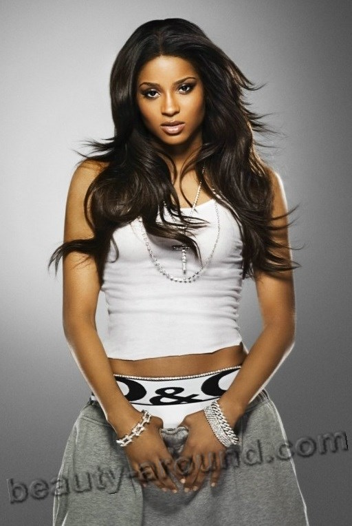 Ciara nice American singer photo