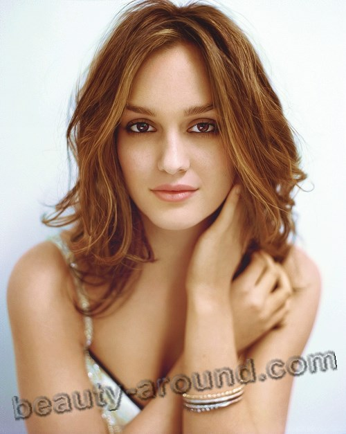 leighton meester american actress and singer pictures