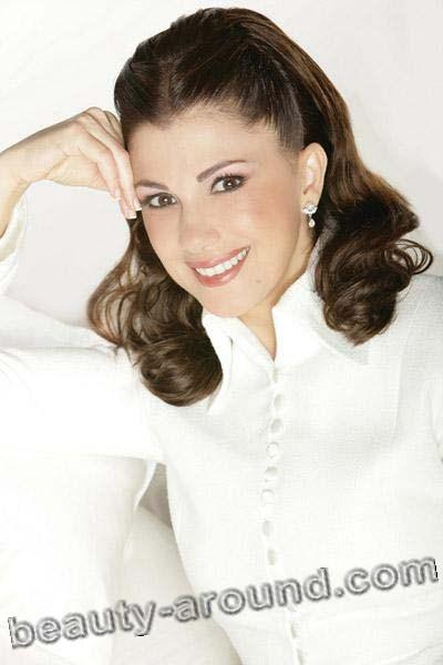 Маджида Эль Руми / Majda Al Roomi, фото, известная ливанская певица, арабская певица
