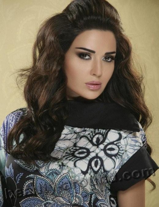 Сирин Абдельнур / Cyrine Abdel Nour, фото, ливанская певица, модель и актриса.