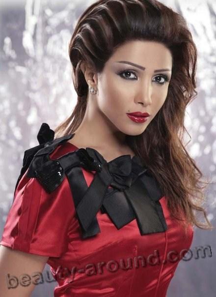 Арва / Arwa, фото, йеменская певица и телеведущая.
