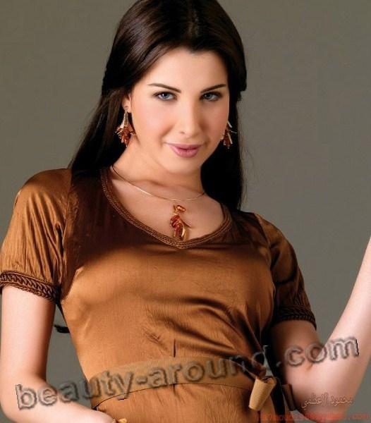 Нэнси Аджрам / Nancy Ajram, фото, ливанская поп-исполнительница, популярная арабская певица