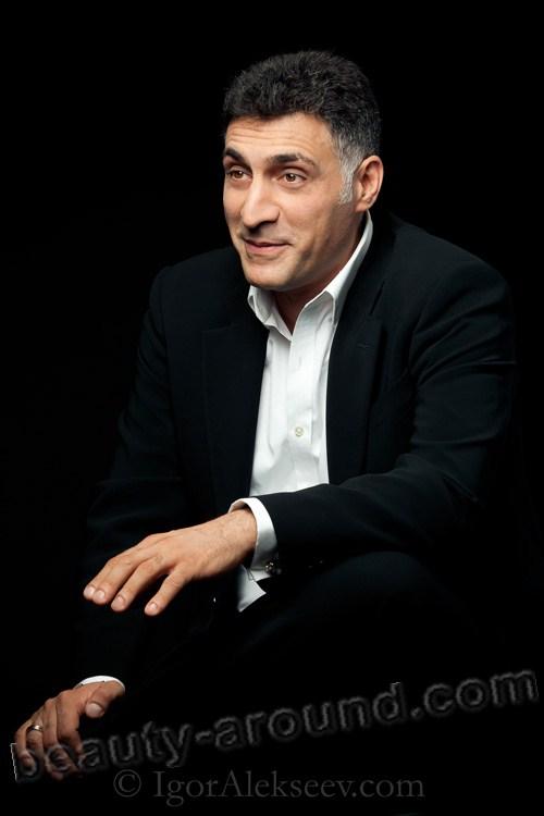 Тигран Кеосаян российский кинорежиссёр, актёр, сценарист и  телеведущий