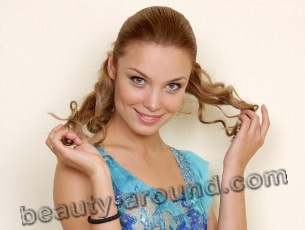 Татьяна Арнтгольц самая красивая российская актриса фото