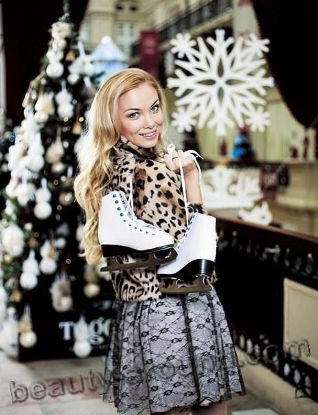 Татьяна Арнтгольц новогоднее фото