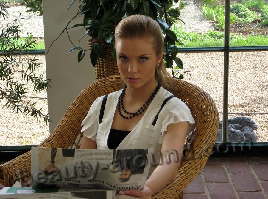 Татьяна Арнтгольц в сериале Брак по завещанию фото