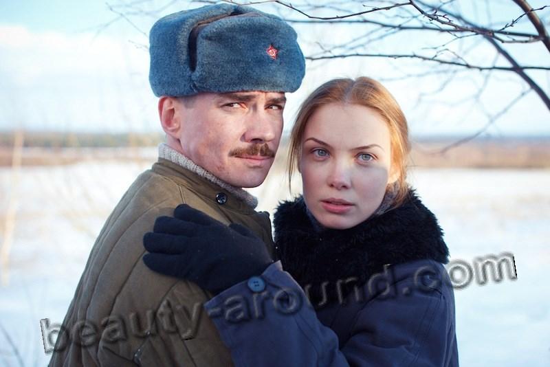 Актриса Татьяна Арнтгольц в сериале Ночные ласточки фото