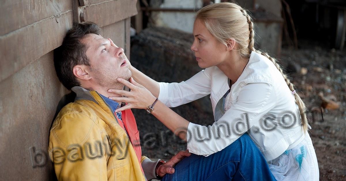 Татьяна Арнтгольц в сериале Соблазн фото