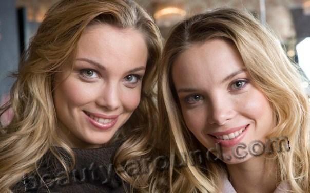 Татьяна и Ольга Арнтгольц фото