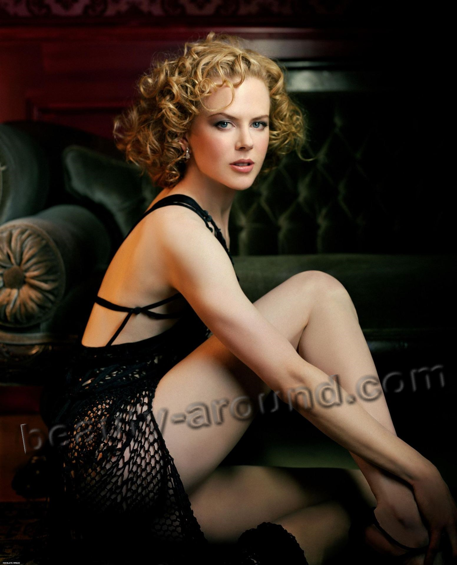 beautiful Australian women photos, Nicole Kidman Australian and American actress photo