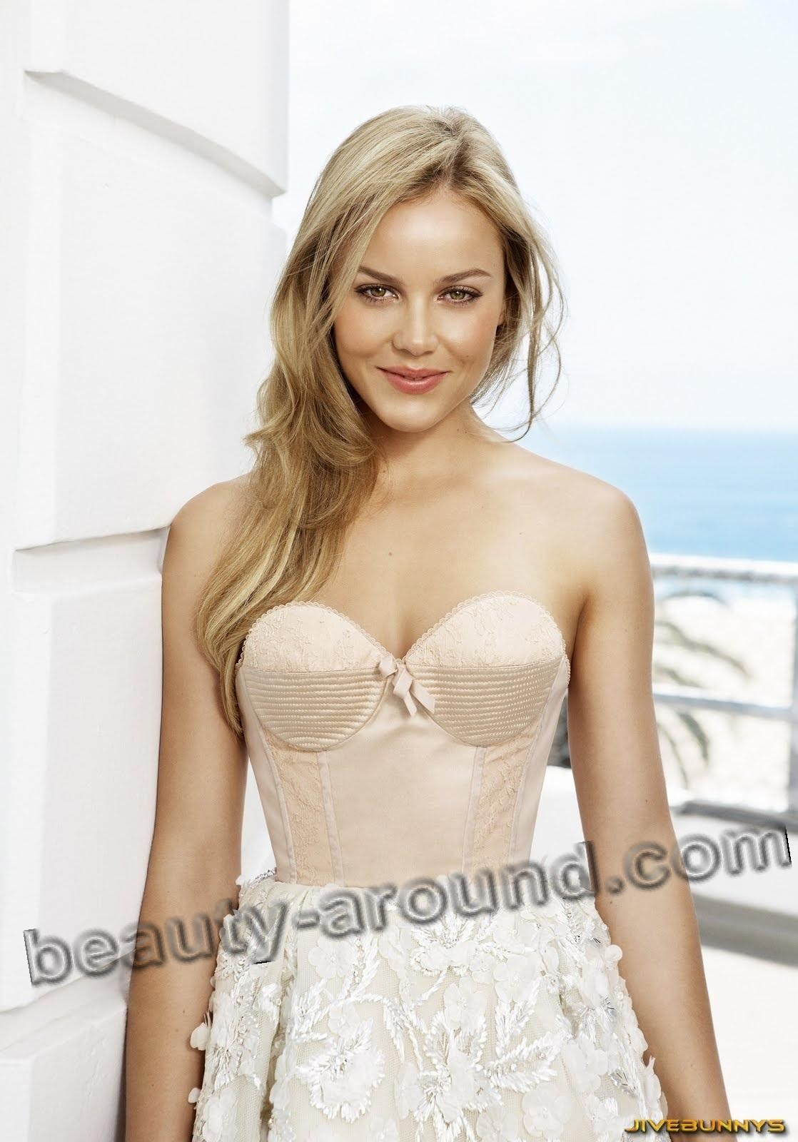 beautiful Australian women photos, Abbie Cornish Australian actress photo