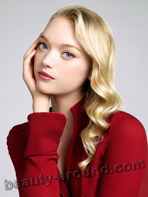 beautiful Australian women photos, Gemma Ward photo, Australian model
