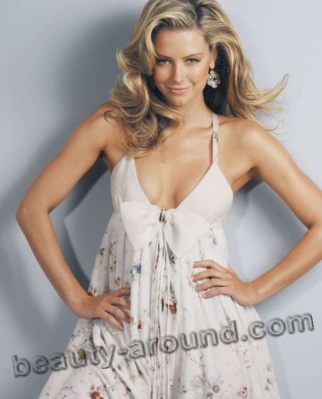 beautiful Australian women photos, Jennifer Hawkins Australian model photos