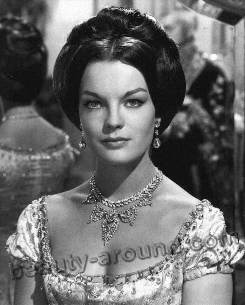 Romy Schneider actress of Austrian origin photo