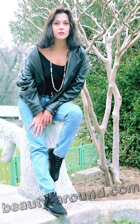 Айдан Шенер фотомодель фото
