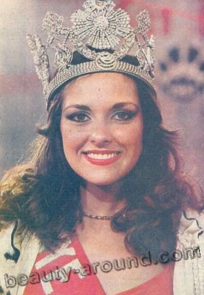 Айдан Шенер победительница Мисс Турция