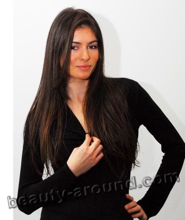 Beautiful Azeri Women - Gulnara Alimuradova Miss Azerbaijan 2010