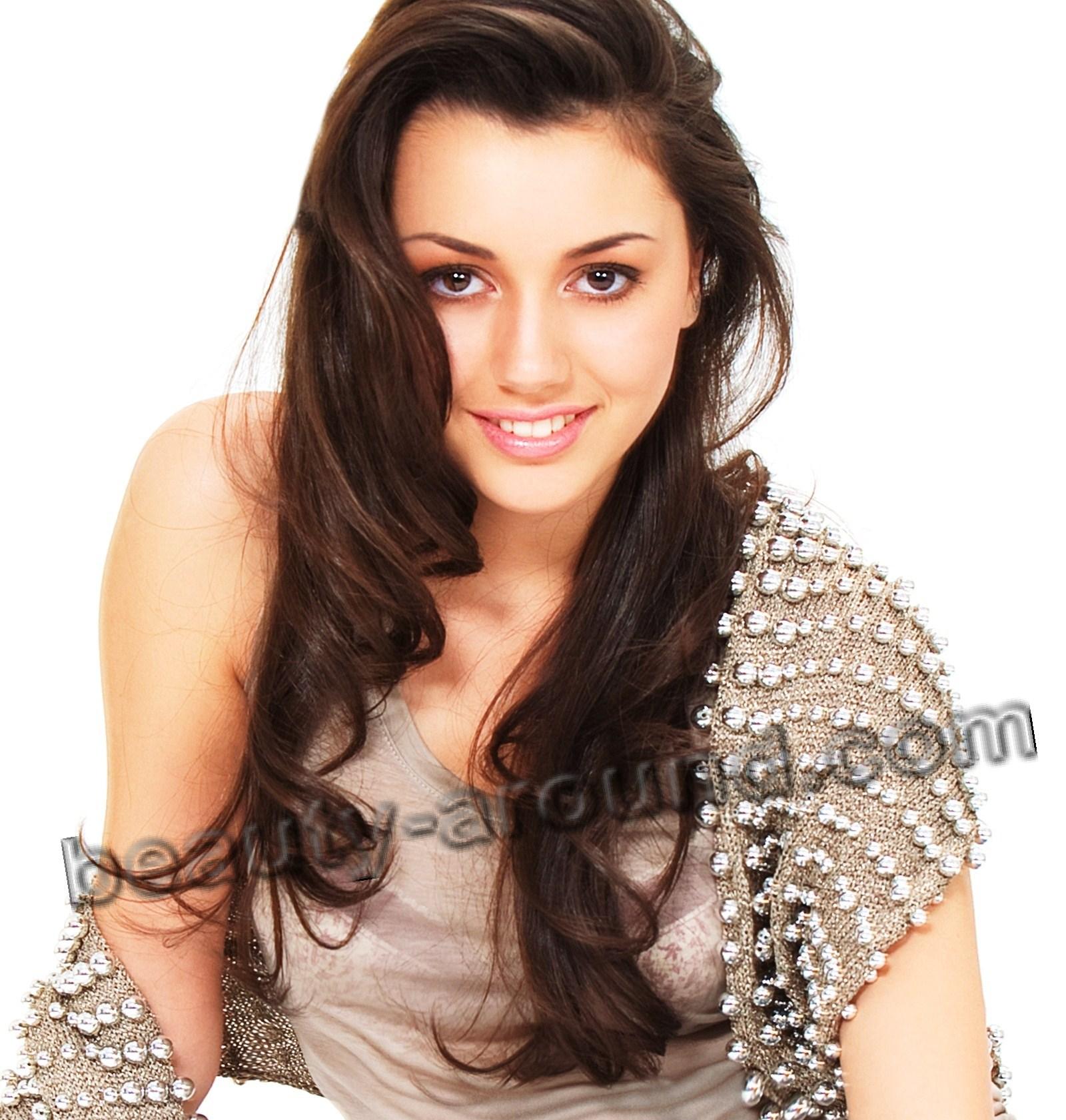 Самая красивая азербайджанка Сафура Ализаде фото