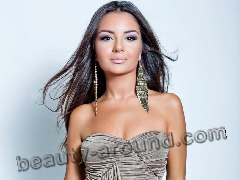 Красивая азербайджанская девушка  Айсель Теймурзаде фото