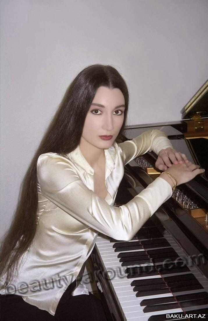Азиза Мустафазаде джазовая исполнительница фото