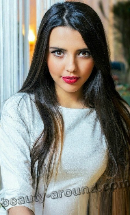 Beautiful Azeri Women - Aytac Agacanova Miss Civilization Azerbaijan 2012
