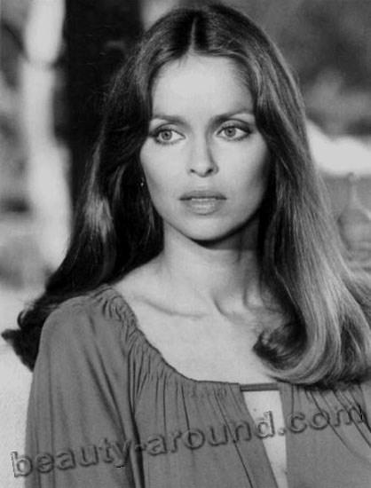 Барбара Бах / Barbara Bach в роли Ани Амасовой в фильме Шпион, который меня любил о Джеймсе Бонде Агент 007 - американская актриса.