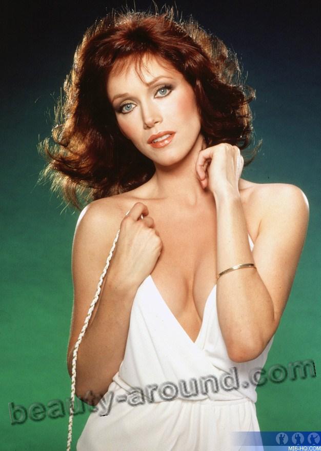 Таня Робертс / Tanya Roberts в роли Стейси Саттон в фильме Вид на убийство о Джеймсе Бонде Агент 007 - американская актриса.