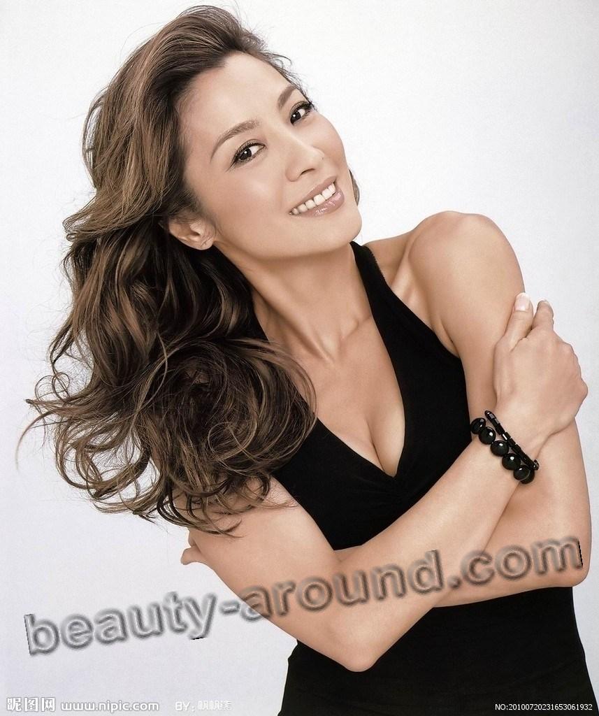 Мишель Йео / Michelle Yeoh в роли Вай Лин  в фильме Завтра не умрёт никогда о Джеймсе Бонде Агент 007 - малазийская актриса китайского происхождения.