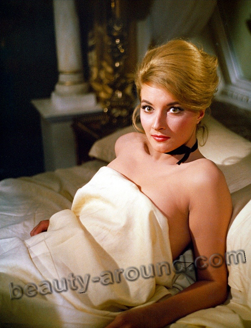 Daniela Bianchi Italian actress: James Bond girl in film From Russia With Love (1963)