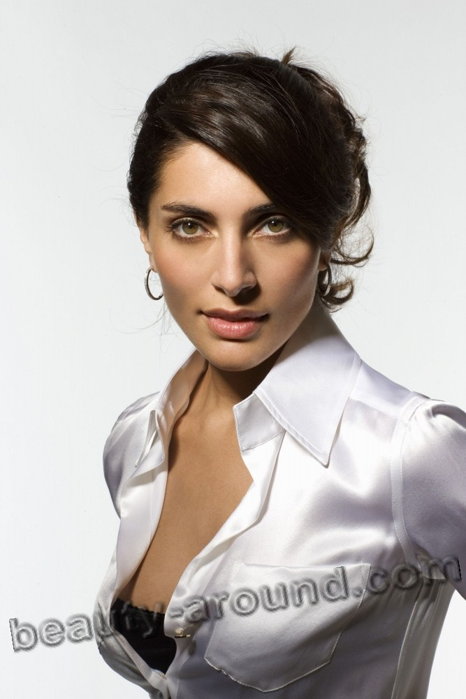 Katerina Murino Italian actress, James Bond actress in Casino Royale (2006)