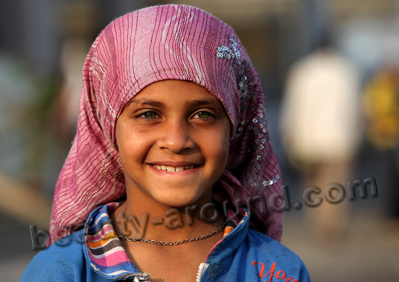 Egyptian girl picture