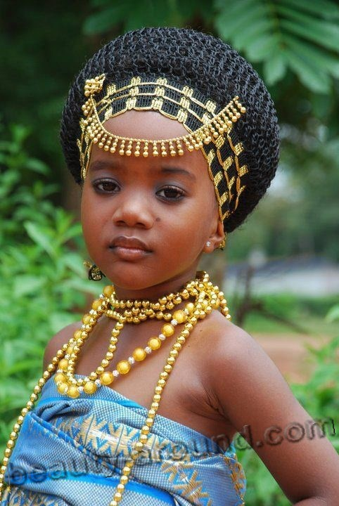Ghanaian girl picture