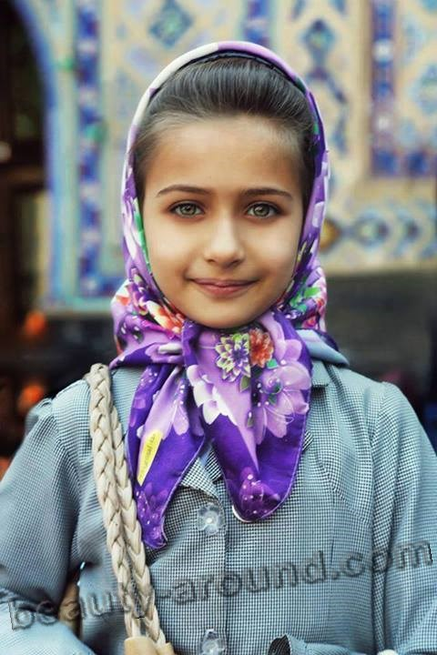 Iraqi girl picture