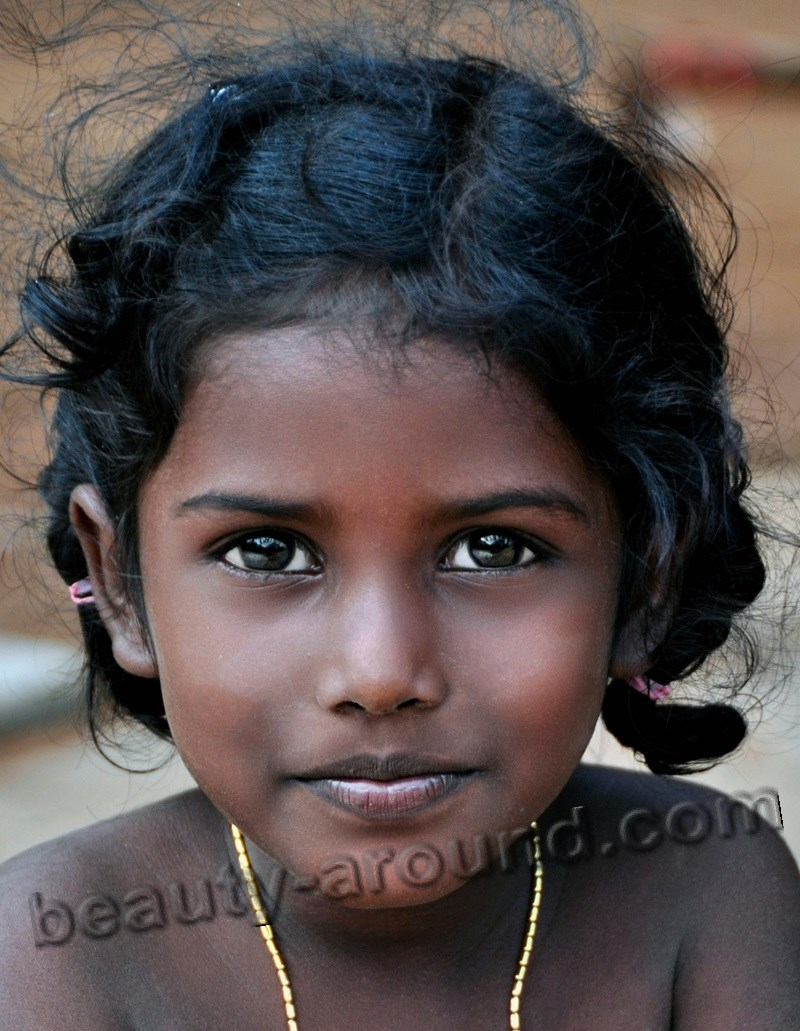 Beautiful Indian girl picture