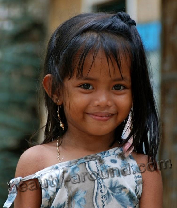 Philippine girl picture