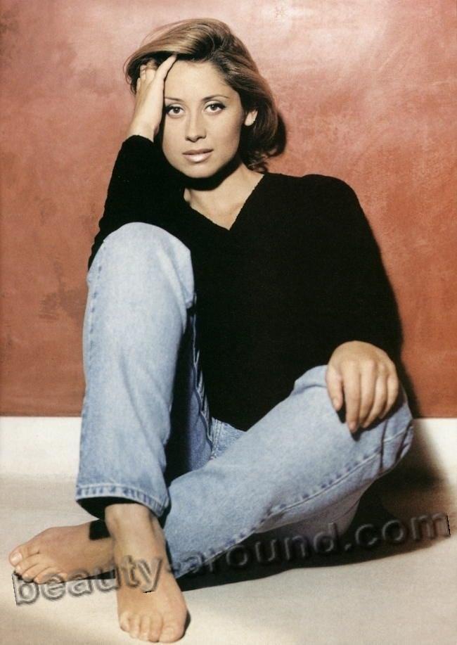 Лара Фабиан красивая бельгийка фото