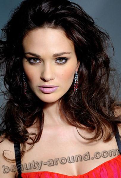 Cilou Annys Мисс Бельгия 2010 фото