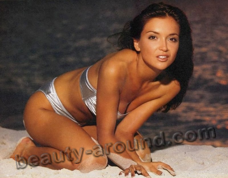Brigitta Callens Мисс Бельгия 1999 фото